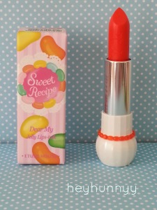 Etude House Jelly Lips-Talk @hunnyy