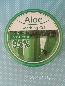 missha aloe soothing gel