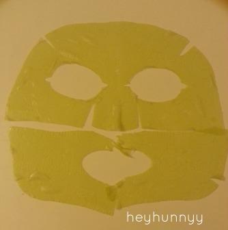 heyhunny shrek mask