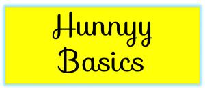 hunny basics