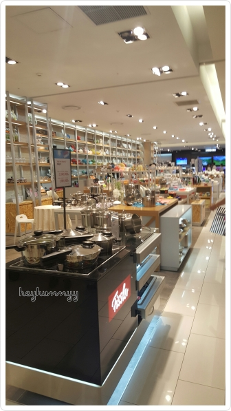 ::SHOPPING IN KOREA:: Department Stores