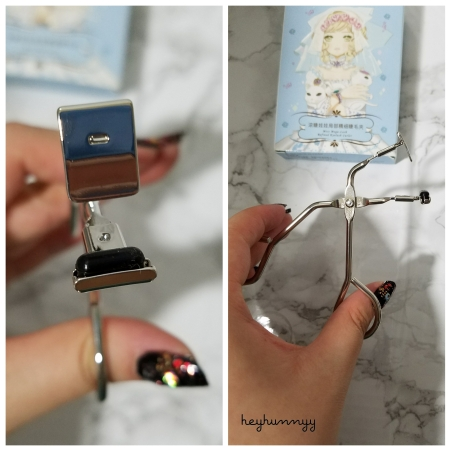 ::FIRST IMPRESSIONS:: UKISS Miss Mega Eye-lash Refined Eyelash Curler heyhunnyy