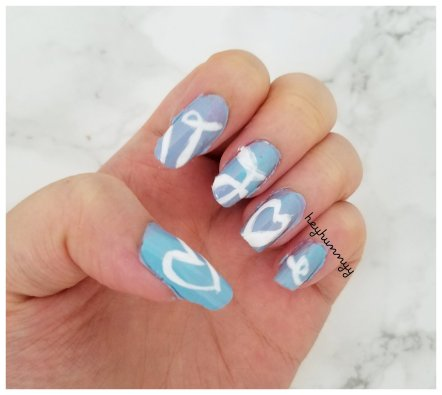 ::BTS:: Love Yourself Answer Nails!!.jpg
