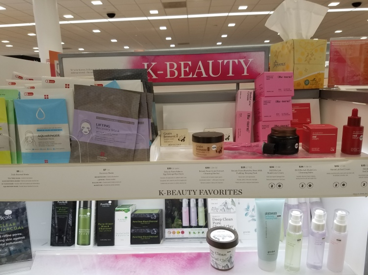 Look At All The K-Beauty Ulta Got!!!