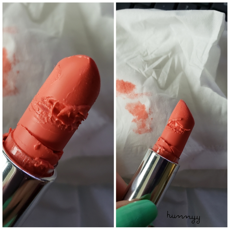 ::THIS ALWAYS HAPPENS:: My Etude House Jelly Lipstick Breaks!