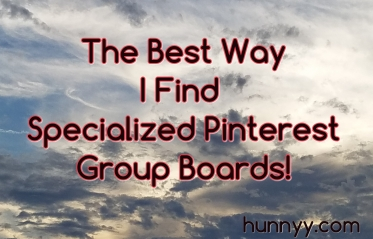 The Best Way I Found To Join Pinterest Group Boards!