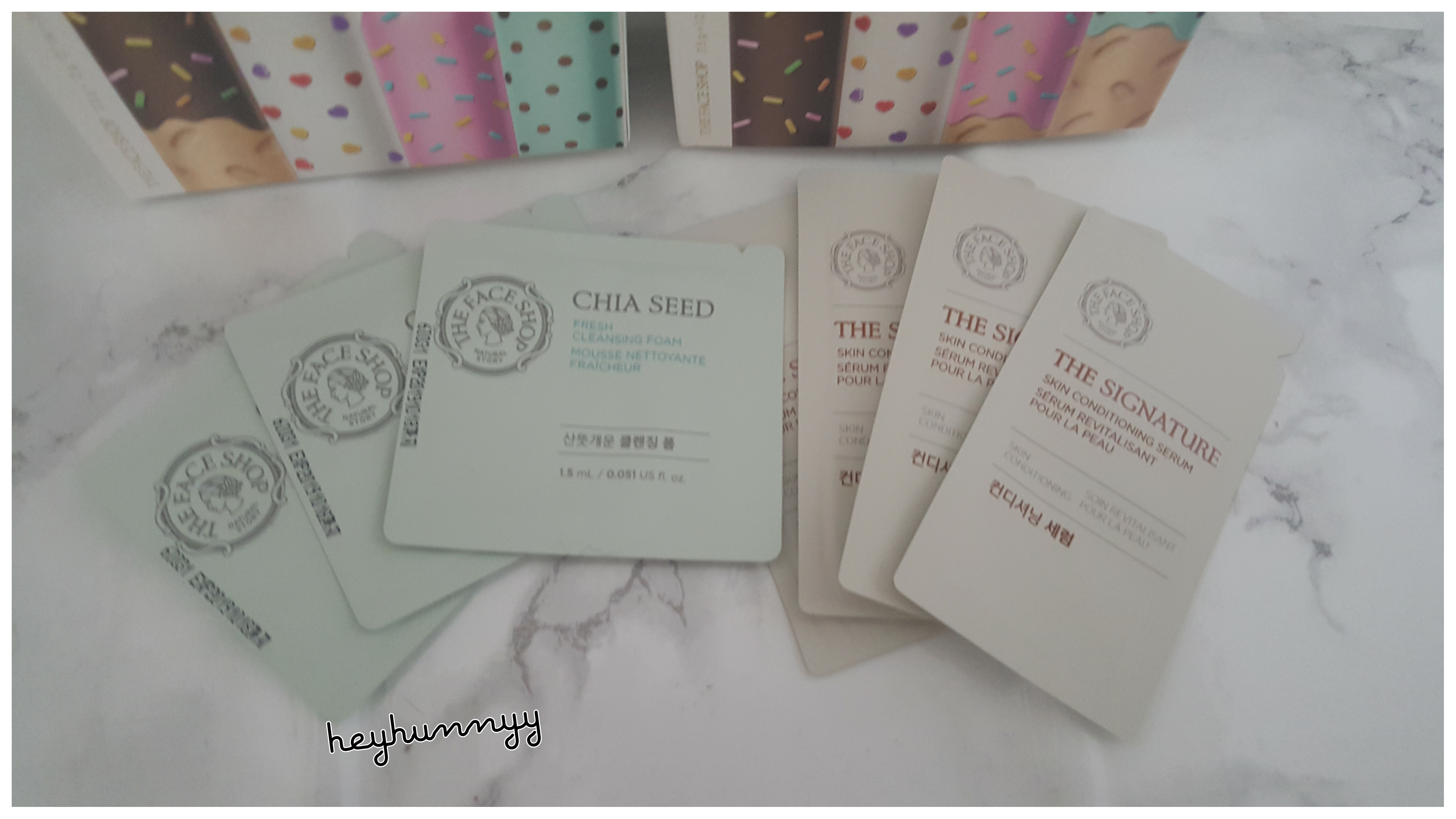 ::REVIEW:: The Face Shop - The Signature Skin Conditioning Serum!