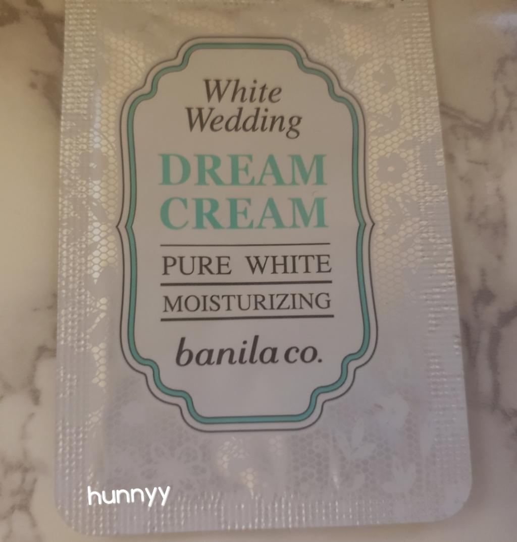 ::REVIEW:: Banila Co. - White Wedding Dream Cream!